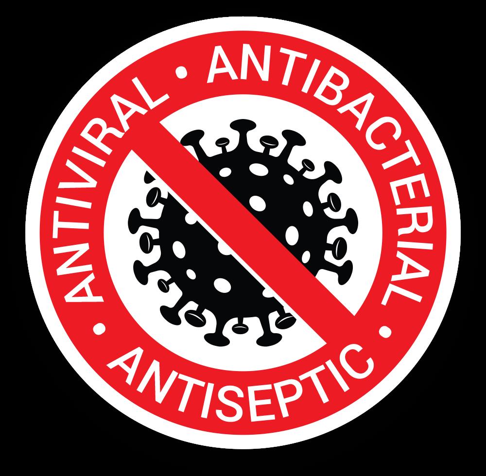 Antiviral Antibacterial Antiseptic