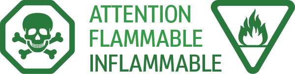 Attention Flammable
